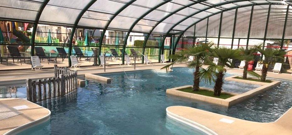 Camping proche de Paris avec piscine couverte