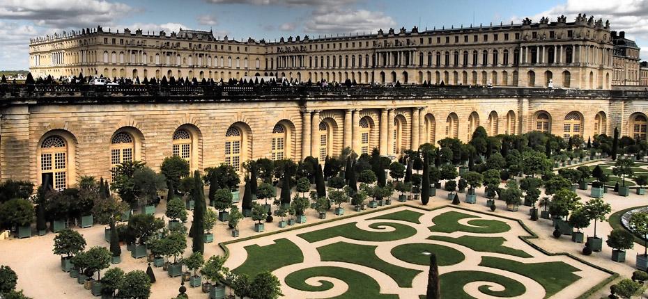 Les jardins de Versailles vous attendent près du camping
